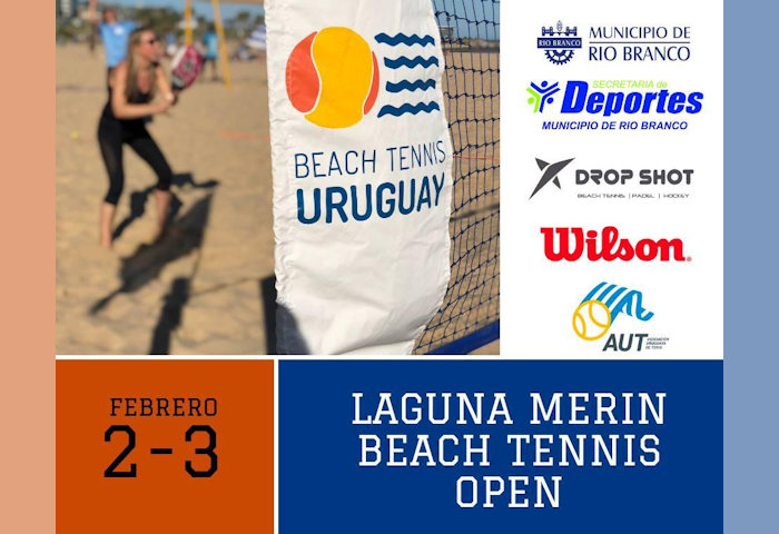 LAGUNA MERÍN BEACH TENNIS OPEN